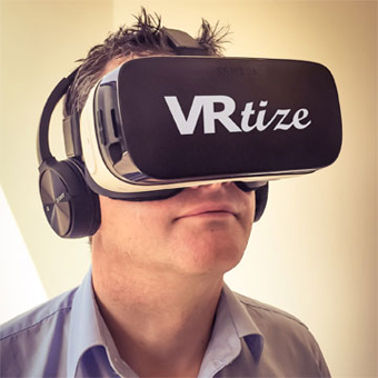 Mark Castle - Founder @ VRtize